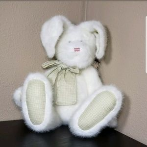 Retired Boyds Bears Plush Bunny Hattie Hopsalot